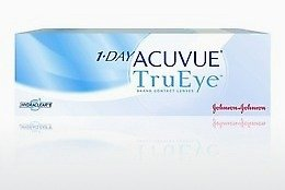 عدسات لاصقة Johnson & Johnson 1 DAY ACUVUE TruEye 1D4-90P-REV