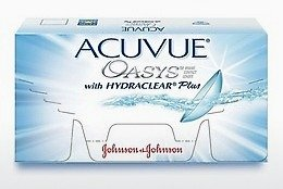 عدسات لاصقة Johnson & Johnson ACUVUE OASYS for ASTIGMATISM CYP-6P-REV