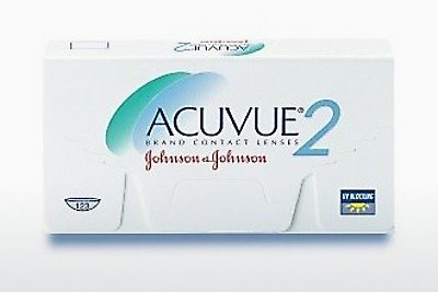 عدسات لاصقة Johnson & Johnson ACUVUE 2 (ACUVUE 2 AV2-6P-REV)