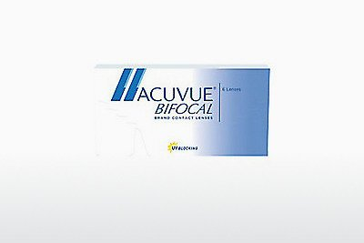 عدسات لاصقة Johnson & Johnson ACUVUE BIFOCAL BAC-6P-REV
