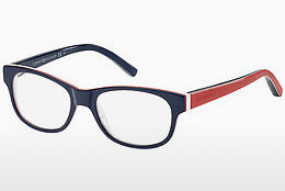 نظارة Tommy Hilfiger TH 1075 UNN - أزرق, أحمر