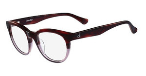 Calvin Klein CK5887 619 STRIPED RED/GREY