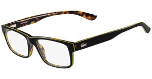 Lacoste L2705 002 BLACK/YELLOW/HAVANA