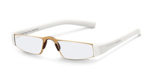 Porsche Design P8801 C D1.00 gold white