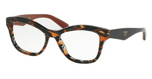 Prada PR 29RV VAN1O1 SHEAVES GREY ORANGE