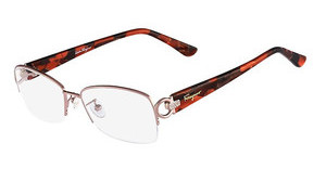 Salvatore Ferragamo SF2104R 643 ANTIQUE ROSE