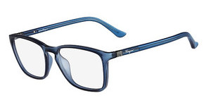 Salvatore Ferragamo SF2723 414 BLUE NAVY