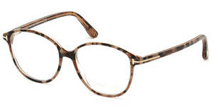 Tom Ford FT5390 055 havanna bunt