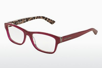 نظارة Dolce & Gabbana Enchanted Beauties (DG3208 2882) - أحمر, Bordeaux