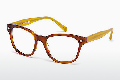 نظارة Dsquared DQ5179 053 - هافانا, Yellow, Blond, Brown