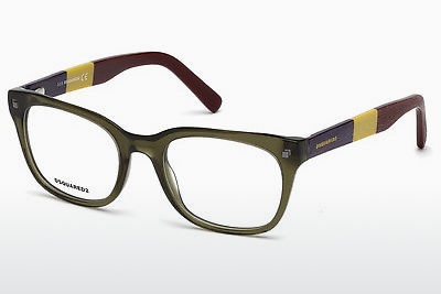 نظارة Dsquared DQ5215 093 - أخضر, Bright, Shiny