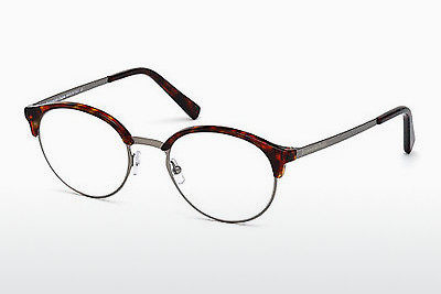 نظارة Ermenegildo Zegna EZ5015 053 - هافانا, Yellow, Blond, Brown