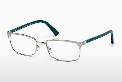 نظارة Ermenegildo Zegna EZ5029 016 - فضي, Shiny, Grey