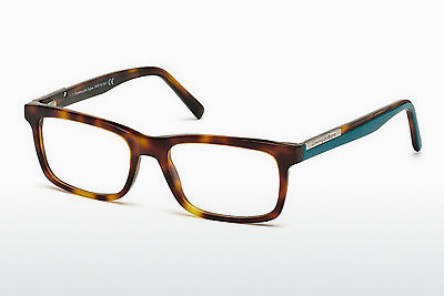 نظارة Ermenegildo Zegna EZ5030 053 - هافانا, Yellow, Blond, Brown