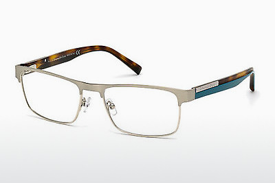 نظارة Ermenegildo Zegna EZ5031 016 - فضي, Shiny, Grey