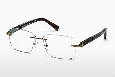 نظارة Ermenegildo Zegna EZ5035 034 - برونزي, Bright, Shiny