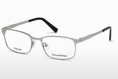 نظارة Ermenegildo Zegna EZ5049 016 - فضي, Shiny, Grey
