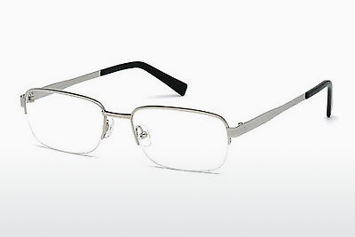 نظارة Ermenegildo Zegna EZ5050 016 - فضي, Shiny, Grey