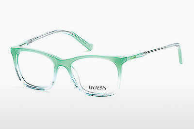 نظارة Guess GU9164 093 - أخضر, Bright, Shiny
