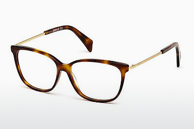 نظارة Just Cavalli JC0706 053 - هافانا, Yellow, Blond, Brown