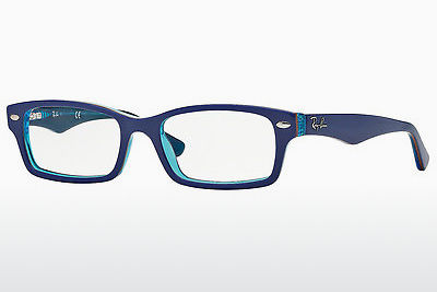 نظارة Ray-Ban Junior RY1530 3587 - أزرق, شفافة