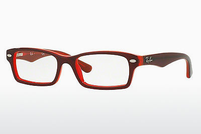 نظارة Ray-Ban Junior RY1530 3664 - أحمر