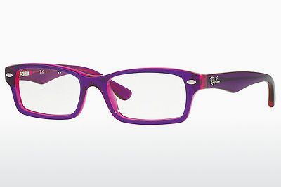 نظارة Ray-Ban Junior RY1530 3666 - أرجواني, Violet