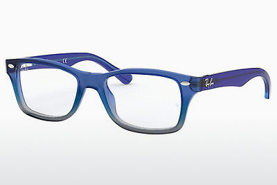 نظارة Ray-Ban Junior RY1531 3647 - أزرق, رمادي