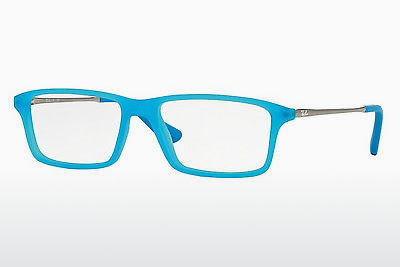 نظارة Ray-Ban Junior RY1541 3618 - أزرق, شفافة