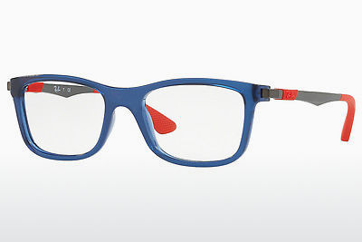 نظارة Ray-Ban Junior RY1549 3734 - شفافة, أزرق