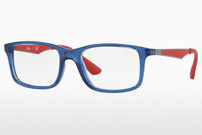 نظارة Ray-Ban Junior RY1570 3721 - شفافة, أزرق