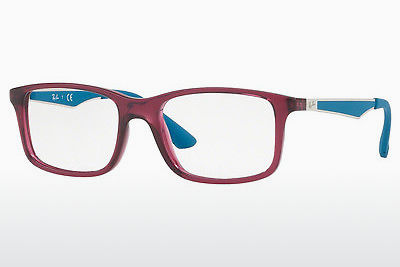 نظارة Ray-Ban Junior RY1570 3722 - شفافة, وردي