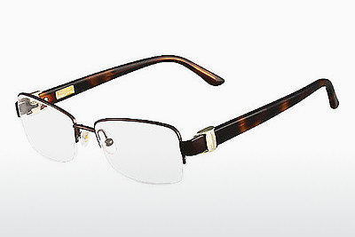 نظارة Salvatore Ferragamo SF2112 210 - بني