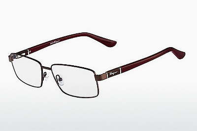 نظارة Salvatore Ferragamo SF2116 200 - بني
