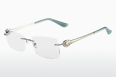نظارة Salvatore Ferragamo SF2128R 081 - أحمر برونزي