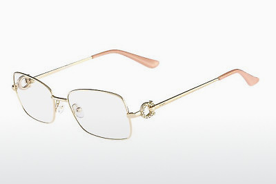 نظارة Salvatore Ferragamo SF2133R 717 - ذهبي