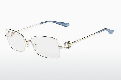 نظارة Salvatore Ferragamo SF2133R 718 - ذهبي