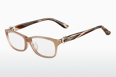 نظارة Salvatore Ferragamo SF2629R 664 - وردي