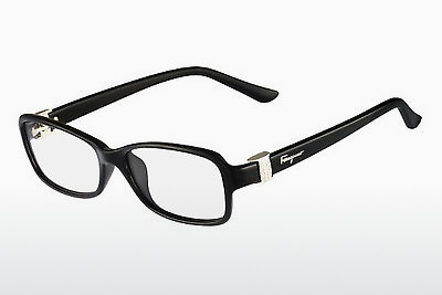 نظارة Salvatore Ferragamo SF2654R 001 - أسود