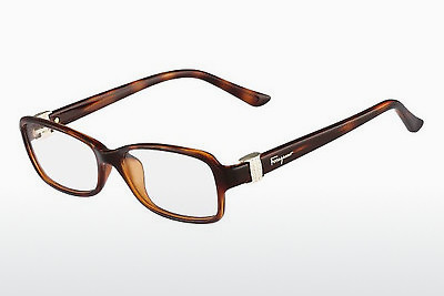 نظارة Salvatore Ferragamo SF2654R 214 - هافانا