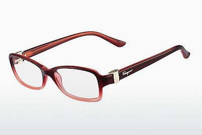 نظارة Salvatore Ferragamo SF2654R 615 - أحمر