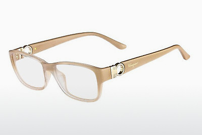 نظارة Salvatore Ferragamo SF2666R 103 - أبيض