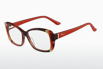 نظارة Salvatore Ferragamo SF2682 216 - بني