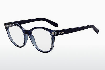 نظارة Salvatore Ferragamo SF2767 414 - أزرق