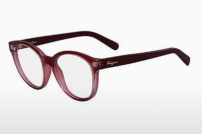 نظارة Salvatore Ferragamo SF2767 613 - أحمر