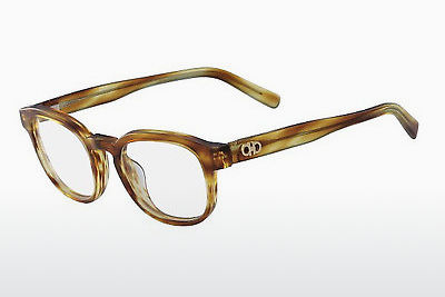 نظارة Salvatore Ferragamo SF2779 216 - بني