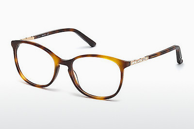 نظارة Swarovski SK5163 053 - هافانا, Yellow, Blond, Brown