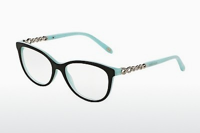 نظارة Tiffany TF2120B 8055 - أسود, أزرق