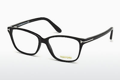 نظارة Tom Ford FT4293 001 - أسود, Shiny