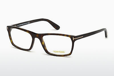 نظارة Tom Ford FT4295 052 - بني, Dark, Havana